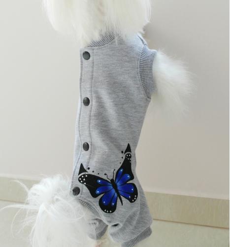 """Kostiumėlis """"Butterfly in blue"""""""