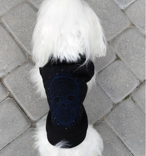 Džemperis su kaukole