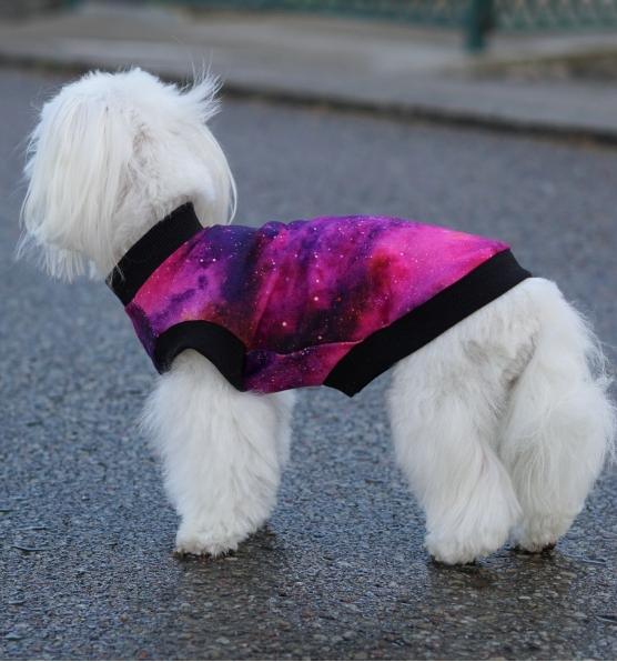 """Džemperis """"Rožinis kosmosas"""""""