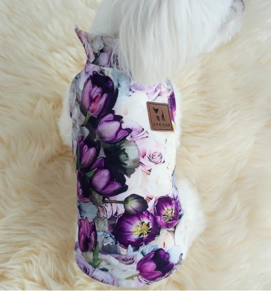 """Švarkelis / džemperis """"Gėlės"""""""